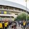 Algunos espectadores verán en vivo la final de la Copa América