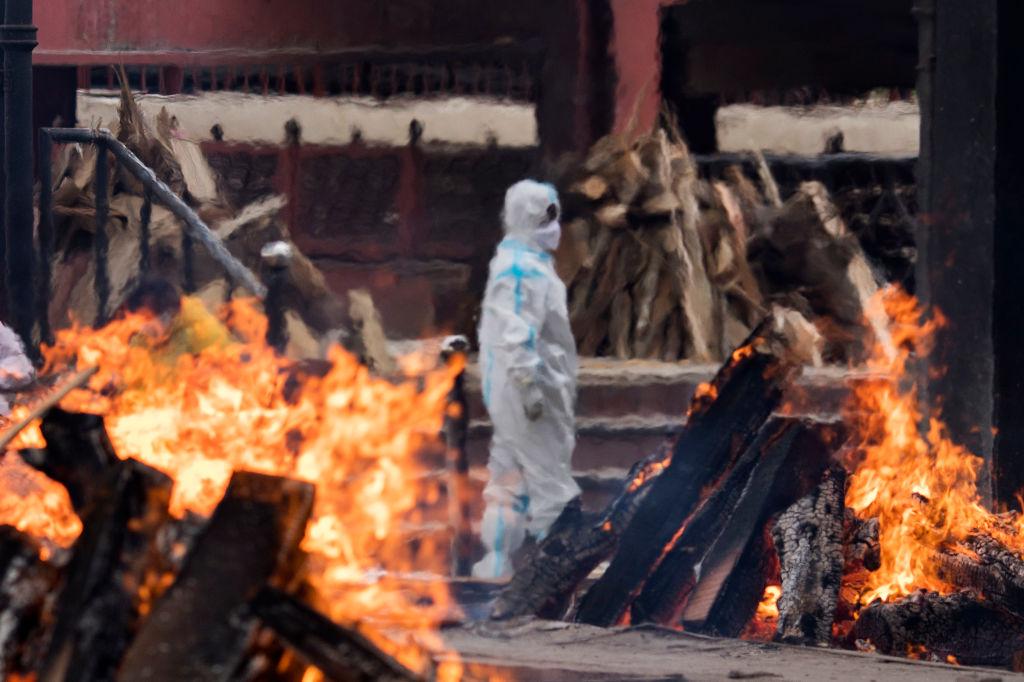 Estudio multiplica por 10 las muertes en la India por covid-19