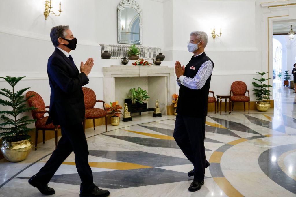 Blinken se reúne con un representante del Dalai Lama: ¿un mensaje para China?