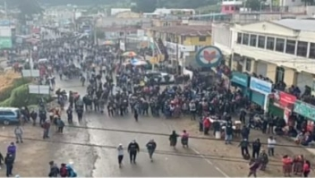 Protestas en Guatemala tras la cuestionada destitución del fiscal anticorrupción