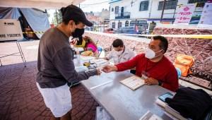 Sobreviviente de Ayotzinapa habla a favor de consulta