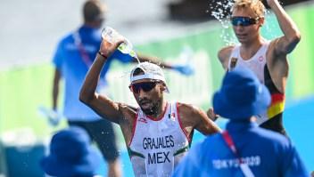 """Los Olímpicos """"más calientes hasta ahora"""": el intenso calor amenaza a los atletas"""