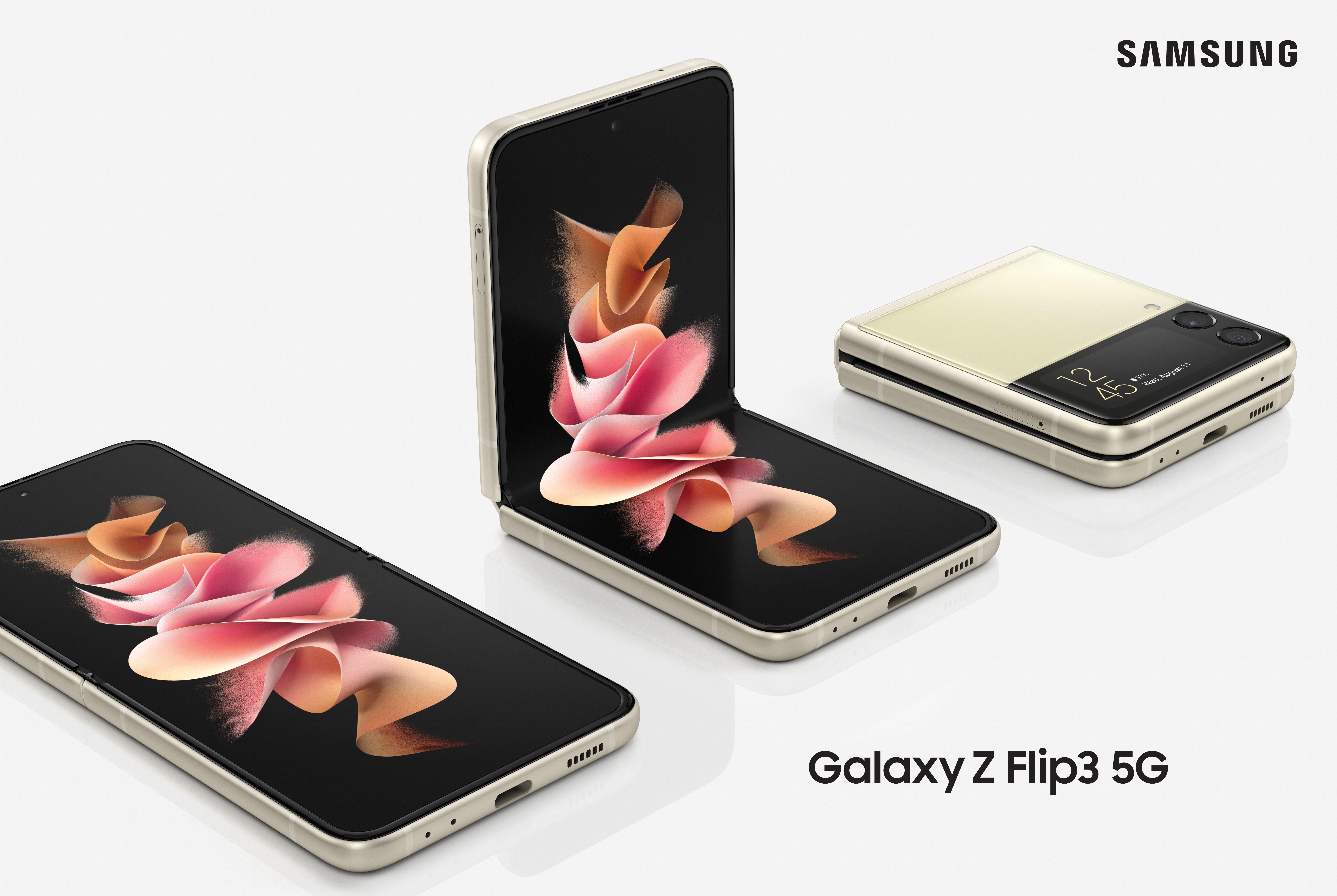 Galaxy Z Flip 3 caracteristicas