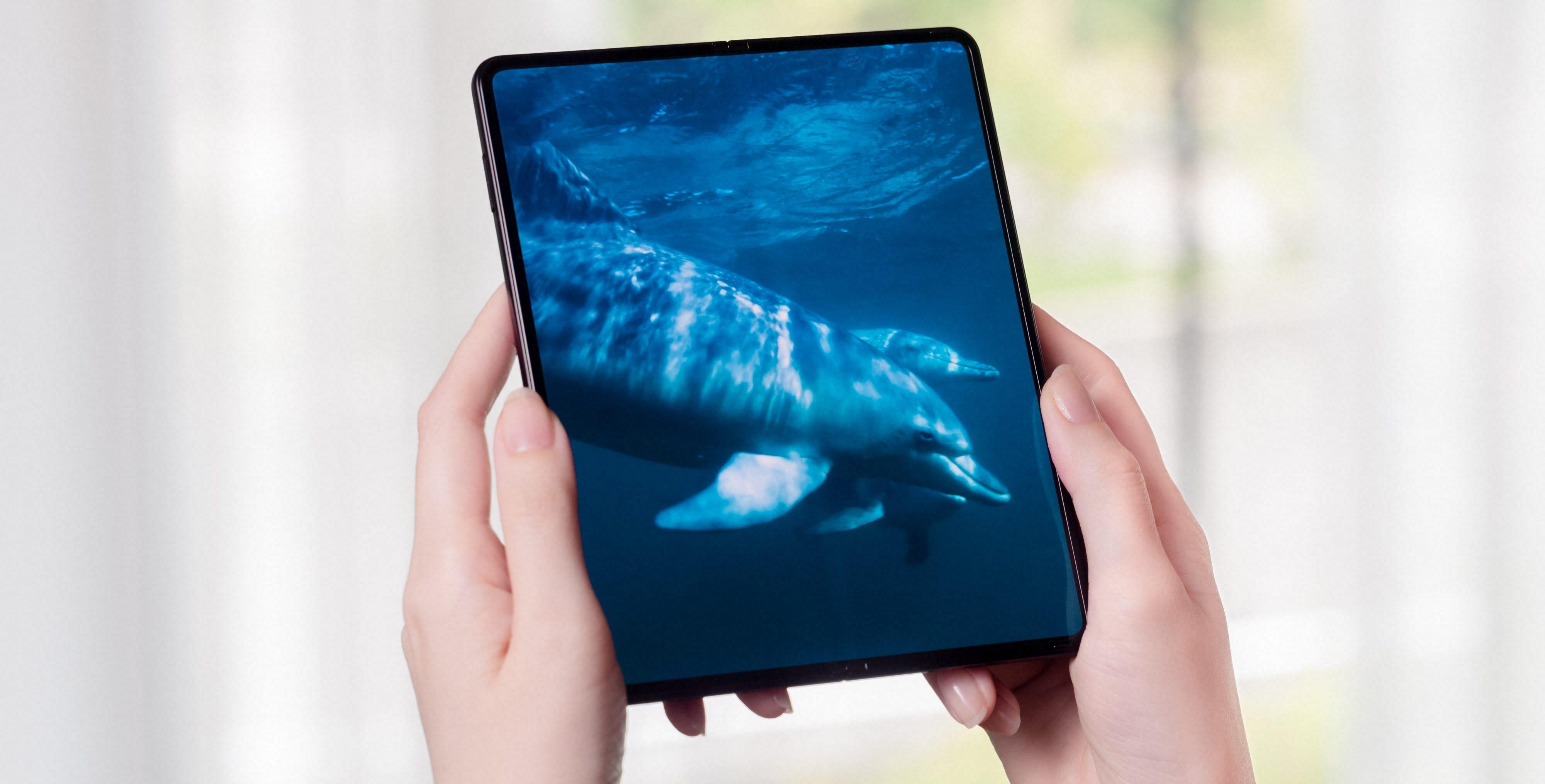 Samsung Galaxy Z Fold 3 camara