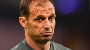 Juventus cae en Italia tras salida de Cristiano Ronaldo