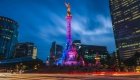 El Ángel de la Independencia de México alista reapertura