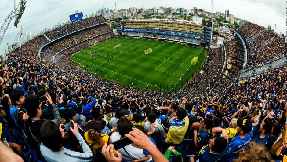Volverán los aficionados a los estadios de Argentina