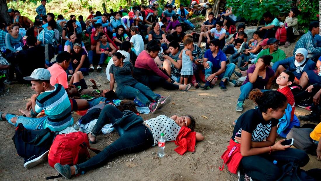 México, rebasado en capacidad de solicitudes de asilo
