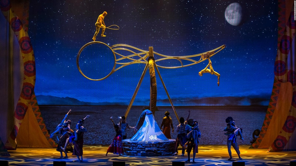 Regresa Cirque du Soleil a Walt Disney World