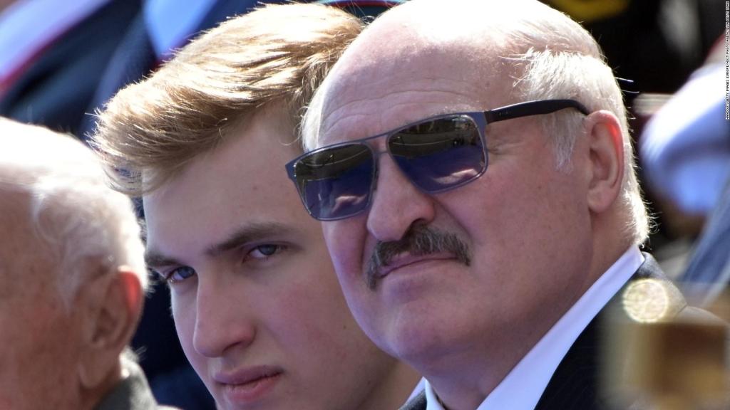 Alexander Lukashenko Belarús