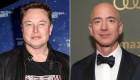 Jeff Bezos 'pelea' la Luna a Elon Musk y SpaceX