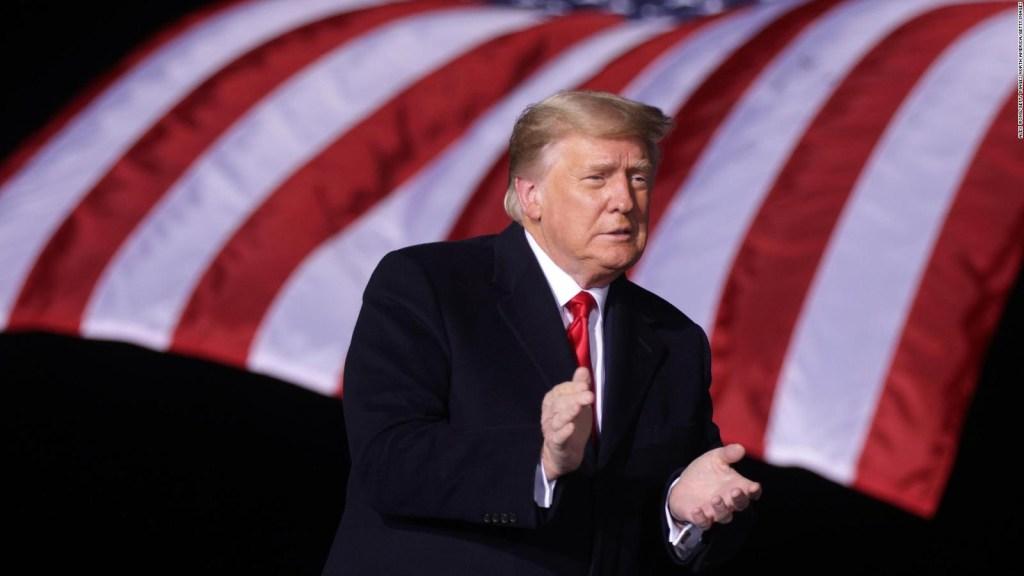 Carta muestra que Trump quería revertir derrota en urnas
