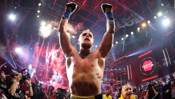 """Jake Paul: """"mi meta es hacer crecer al boxeo"""""""