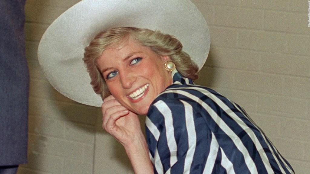 Aujourd'hui marque le 24e anniversaire de la mort de la princesse Diana