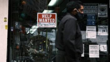 Empleos vacantes alcanzan récord en Estados Unidos