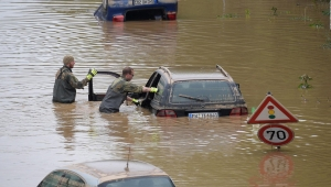 Más personas se exponen a graves inundaciones en el mundo