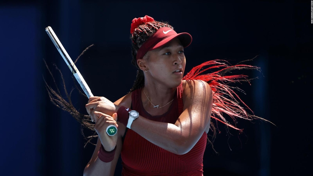 Naomi Osaka Haití