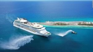 Todos los cruceros de Royal Caribbean zarparán en 2022