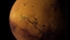 ¿Habría arcilla debajo del polo sur de Marte?