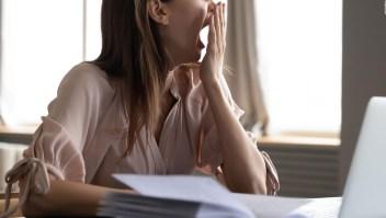 Llevar un estilo de vida saludable puede causar fatiga
