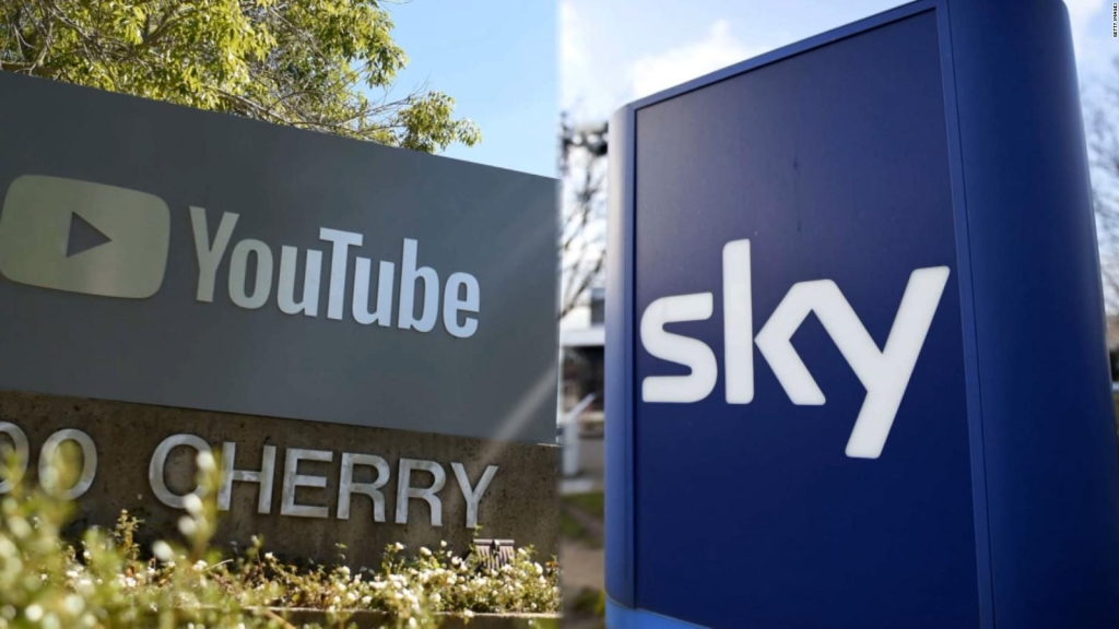 YouTube suspende a Sky News Australia