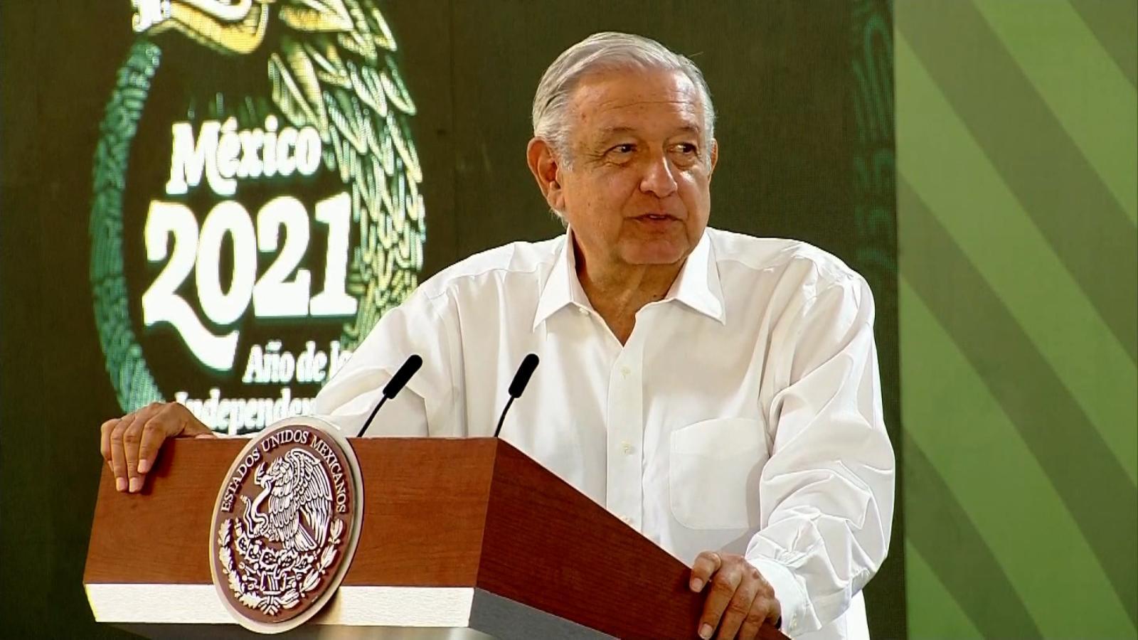 López Obrador defiende la consulta popular y dice que en la próxima habrá más participación
