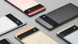 Google lanza sus modelos Pixel 6 y Pixel 6 Pro
