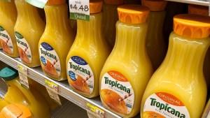 PepsiCo anuncia la venta de Tropicana
