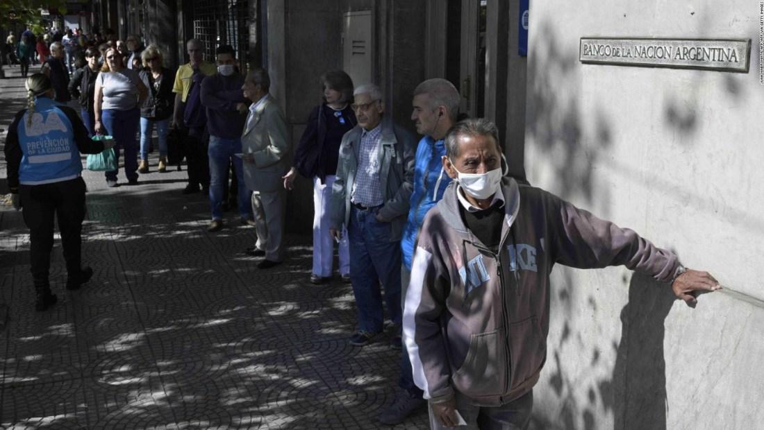 60% de los jubilados argentinos cobran solo US$ 226