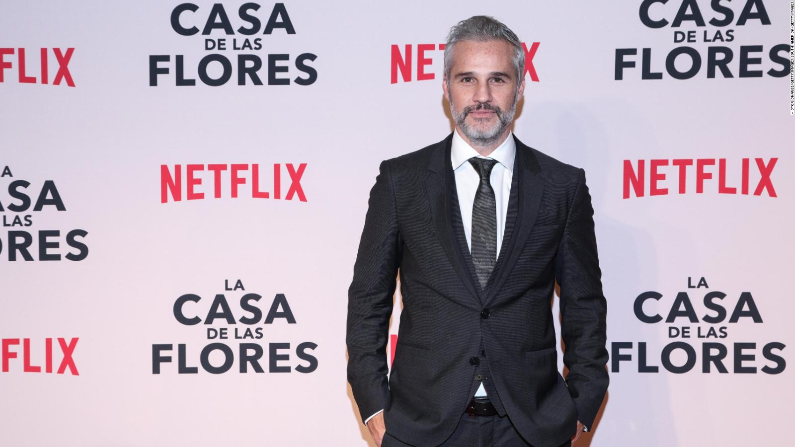 Juan Pablo Medina, actor de «La casa de las flores», está «estable y en recuperación», dicen sus representantes