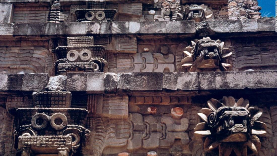 Templo de Quetzalcóatl está en peligro pero puedes ayudar