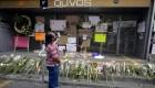 Víctima de desplome del metro: Esto se lleva de por vida