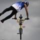 Daniel Dhers vuela en bicicleta y da medalla a Venezuela