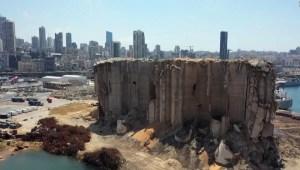 Así esta Beirut a un año de la explosión