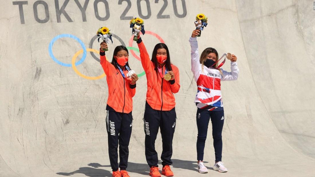 Otro podio lleno de juventud en el skateboarding