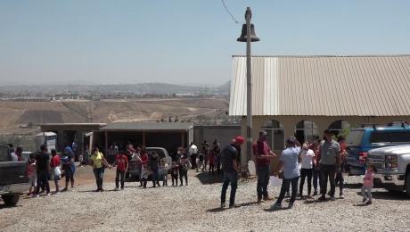 Mexicanos que huyen de la violencia buscan asilo en EE.UU.