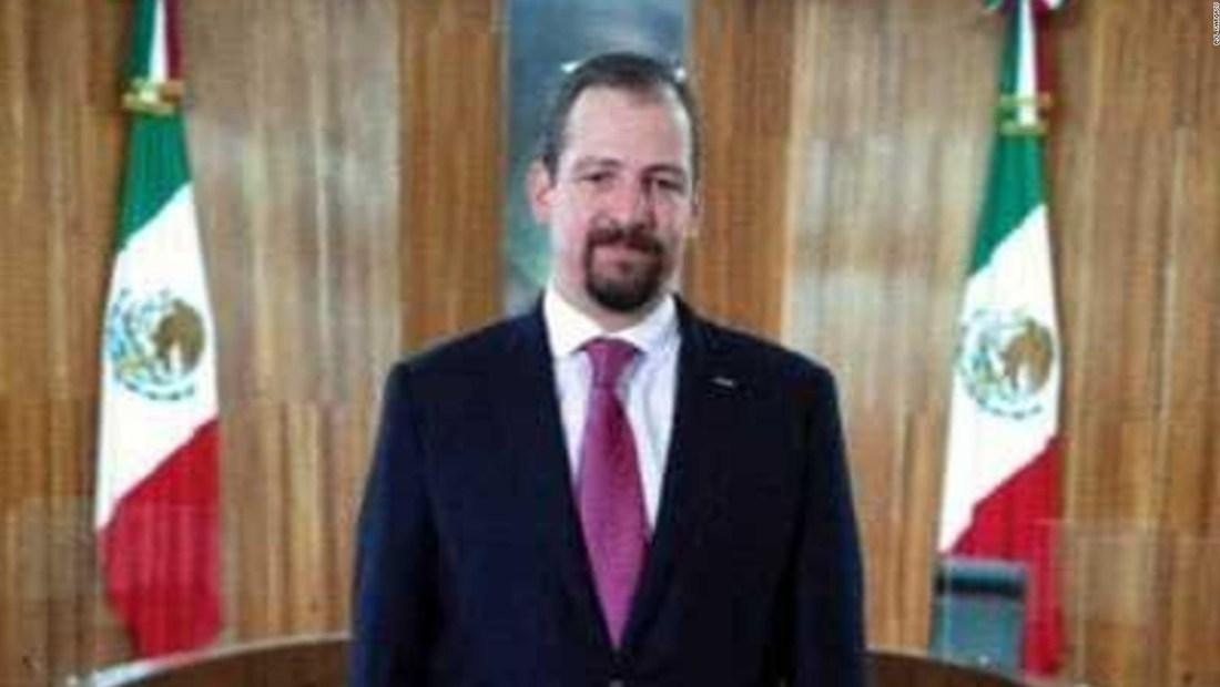 Destituyen a presidente del Tribunal Electoral de México
