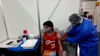 Testimonios conmovedores de jóvenes vacunados en Argentina