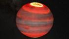 """Descubren el origen de la """"crisis de energía"""" de Júpiter"""