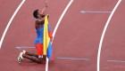 Medalla histórica para Colombia en el atletismo