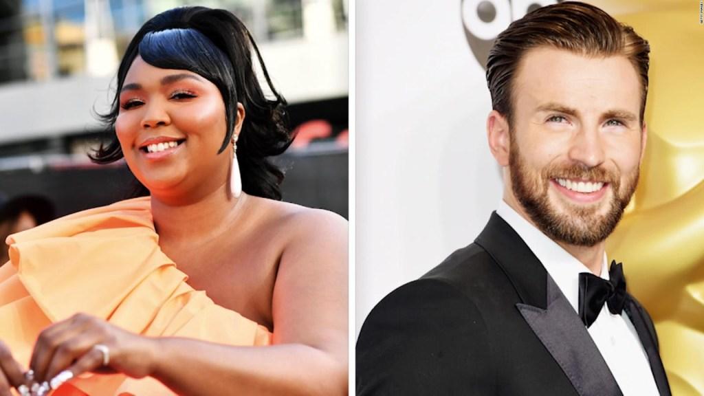 Así reaccionó Chris Evans ante las bromas de Lizzo por los rumores de un embarazo