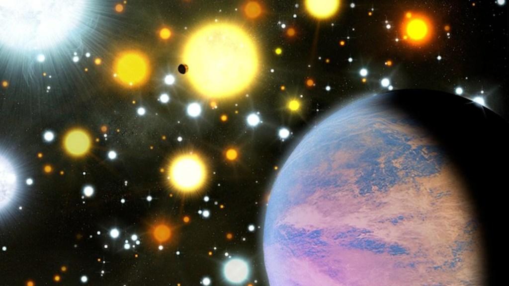 Hallan planetas similares a los de nuestro sistema solar