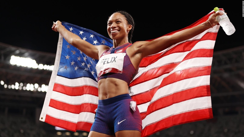 Allyson Felix, la reina absoluta del atletismo