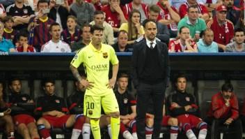 Guardiola y Pochettino hablan sobre el futuro de Messi