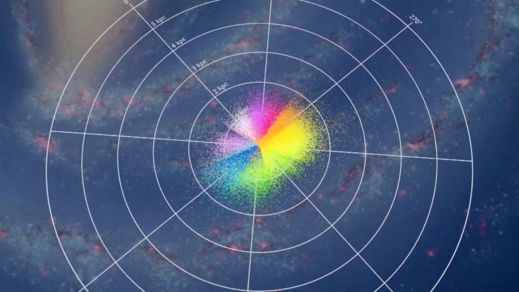 """NASA sintoniza """"lluvia de estrellas"""""""