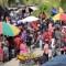 Necoclí, el pueblo al que miles de migrantes han llegado