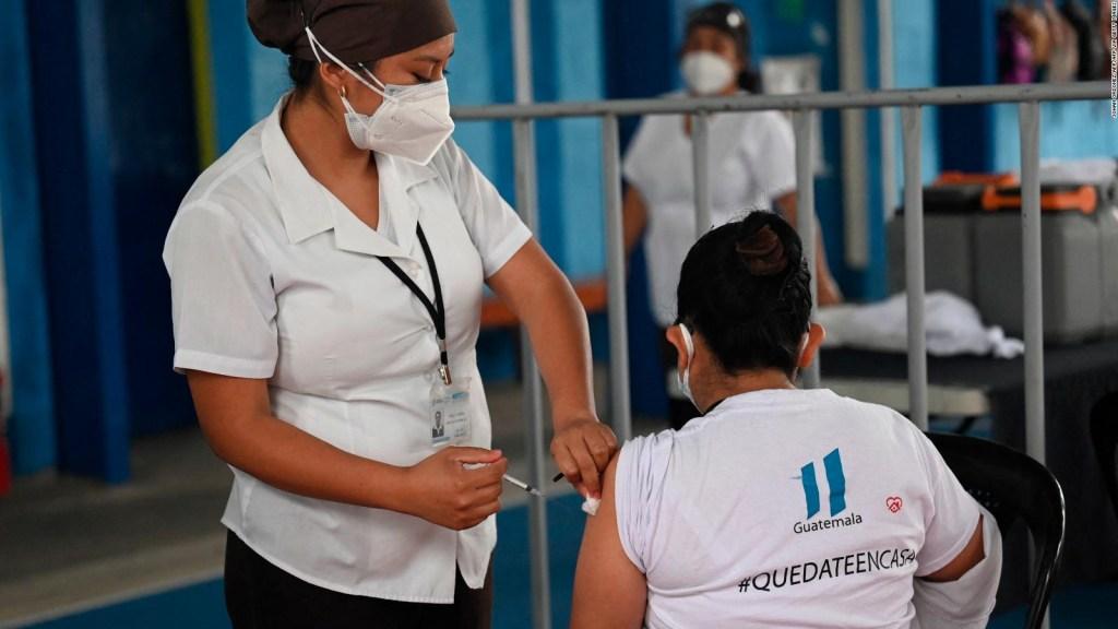 ¿Dónde están las vacunas en Guatemala?