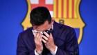 Messi: Hay muchas cosas que se dicen que no son verdad
