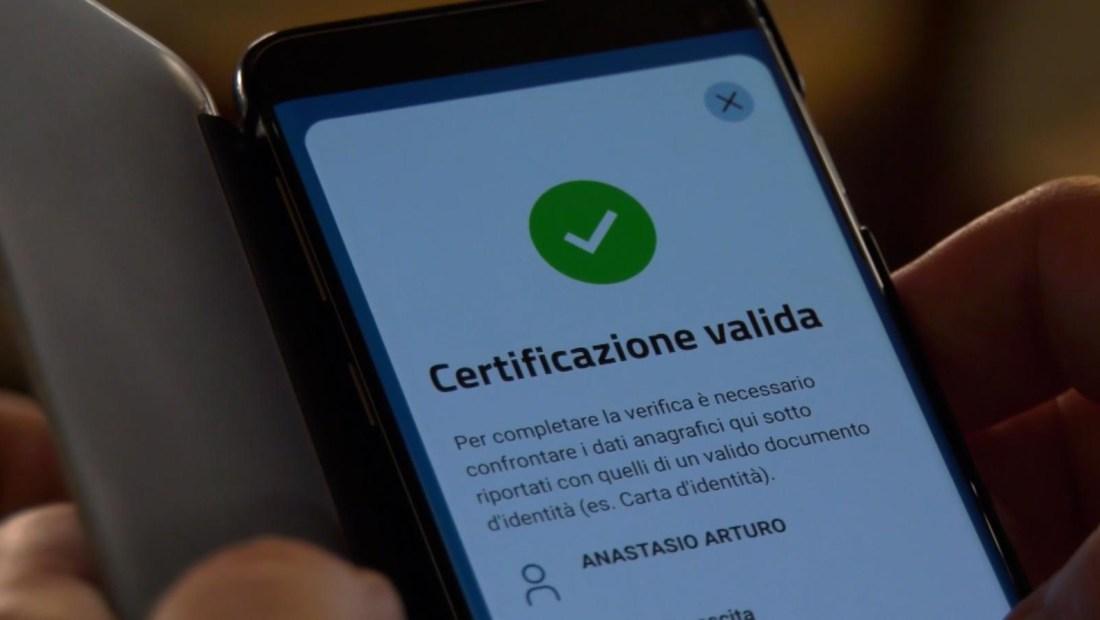 Vacunados en Italia podrán acceder a restaurantes