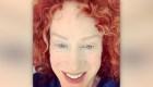 Kathy Griffin, de muy buen humor tras operación de pulmón